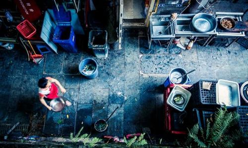 重庆民宿调查:小区民宿肆意生长 游客居民如何同住屋檐下?