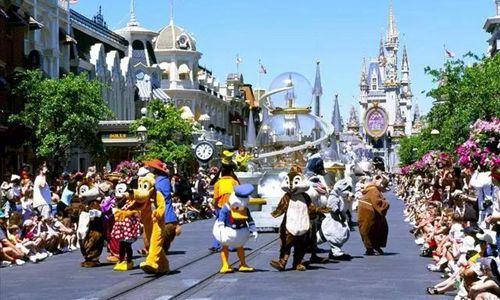 环球影城疑再增一个奥兰多主题公园 抗衡迪士尼?