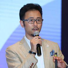 迈点网副总裁、众数信息总裁 丁晓宇
