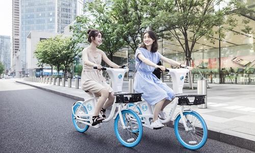 """""""骑电单车""""再获千万美金A+轮融资 金库资本领投"""