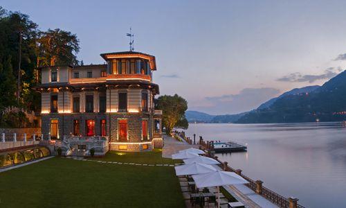 意大利科莫湖渡假酒店将于2019年开业
