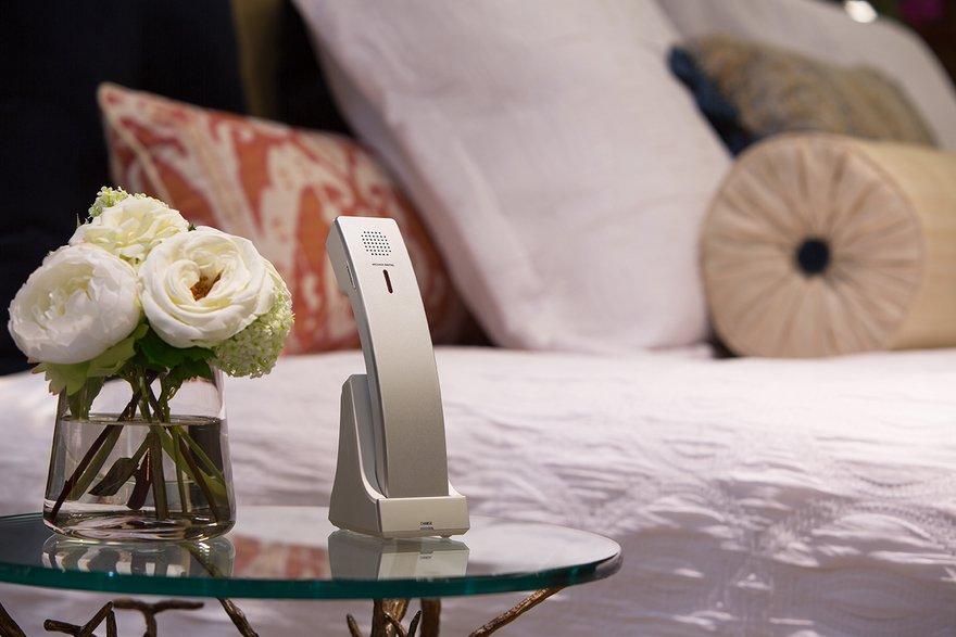 酒店客房中的电话即将消失了吗?