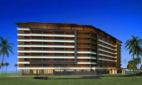 三亚悦澜湾绿地铂瑞公寓将于2018年第四季度正式开业