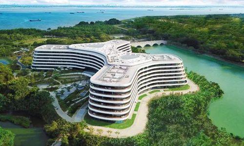 湾区新地标南沙花园酒店8月28日开业