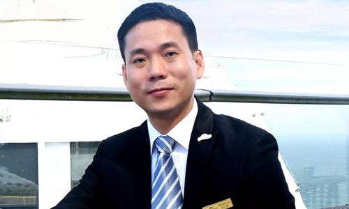刘立辉出任惠州双月湾檀悦豪生温泉度假酒店餐饮总监