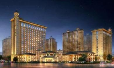 渭南建国饭店将于2019年5月正式营业