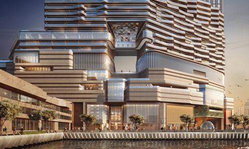 """奢华酒店式住宅""""K11 ARTUS""""将在2019年夏季于Victoria Dockside开幕"""