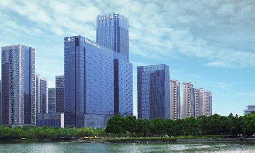 合肥洲际酒店9月10日正式开业