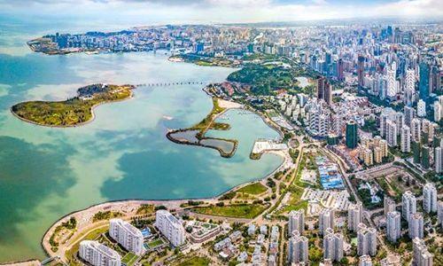 海口丽笙酒店计划于2020年第二季度开幕
