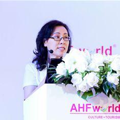中国房地产业协会商业与旅游地产专业委员会、秘书长 蔡云