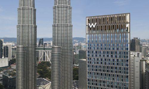 吉隆坡W酒店9月13日开业
