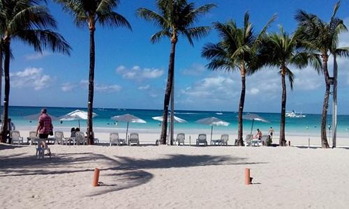 菲律宾长滩岛2300家酒店仅180家符合环境部要求