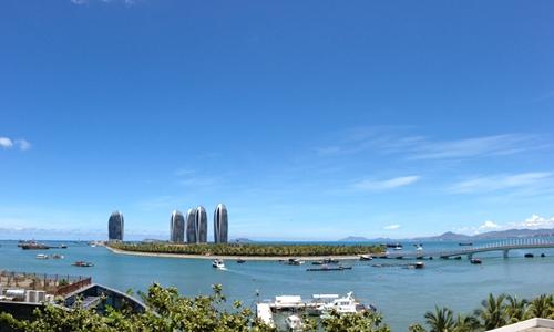 中国旅游集团等多家央企总部或区域总部入驻海南