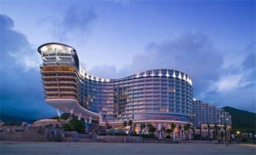 海水冲进酒店里?深圳大梅沙京基喜来登酒店的声明来了