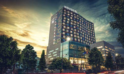 乌兰巴托诺富特酒店开业
