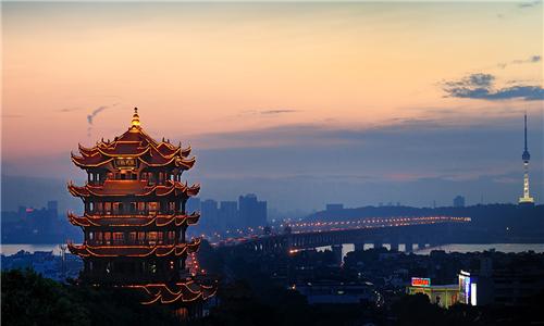 盛放江城 白玉兰酒店第二家品牌示范店武汉开业