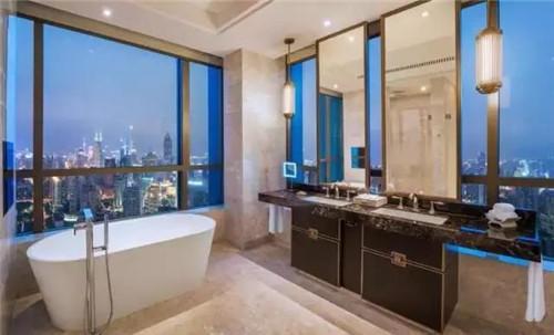 酒店浴室简史