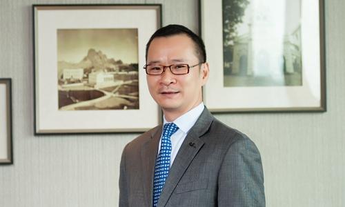 冯卫广出任厦门集美湖豪生大酒店总经理