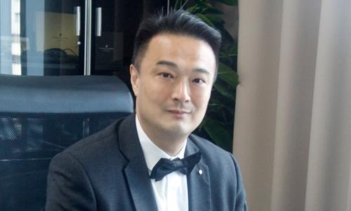 吴慰人出任福州世茂洲际酒店总经理