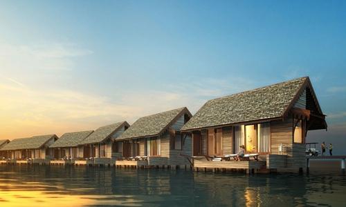 SAii Lagoon Maldives度假酒店2019年初开业