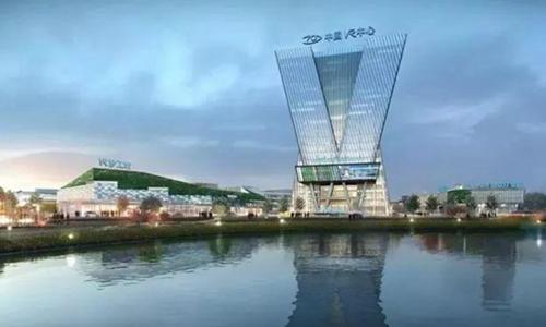 东湖数港万豪国际酒店预计于2020年开业