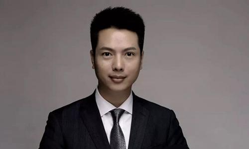 尹海军出任武汉洲际酒店餐饮总监