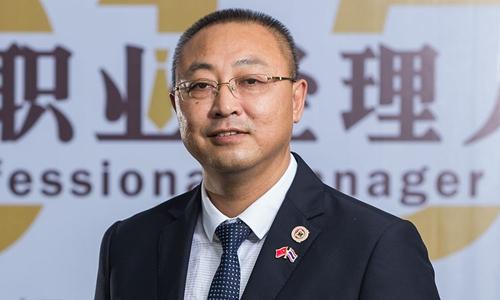 张伟出任江西前湖迎宾馆总经理