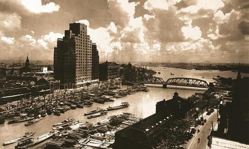 上海大厦:穿越1934年的外滩镜像(上篇)