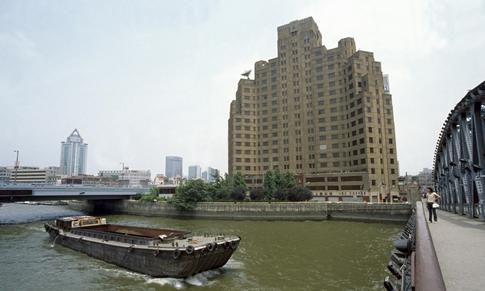 上海大厦:穿越1934年的外滩镜像(中篇)
