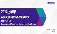 2018上半年中国旅游住宿业品牌发展报告