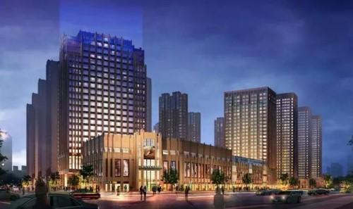 沈阳华强诺华廷酒店10月26日正式开业