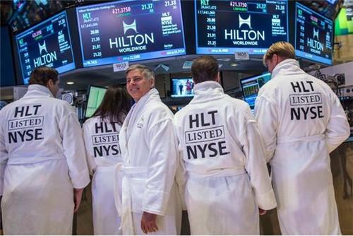 11年净赚140亿美元 黑石投资希尔顿之道