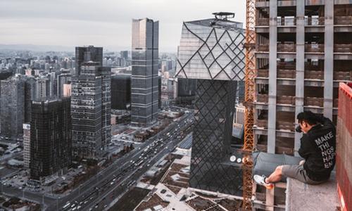 北京CBD首次发布楼宇品质分级评价标准 8栋六星级写字楼来了