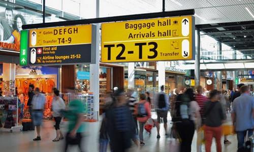 泰国6大机场全年接客逾1.3亿 中国游客增长21.8%