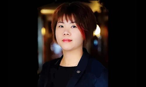 邓翠鸣出任广州圣丰索菲特大酒店行政助理经理 市场销售