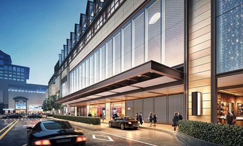 北京王府井文华东方酒店将于2019年初开业