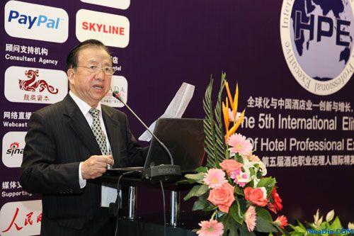 张祖望:酒店业为倡导社会文明贡献了30年
