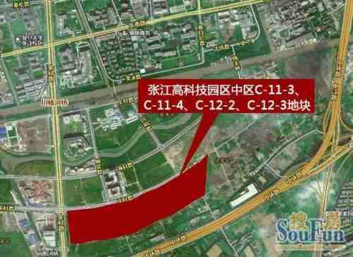 张江25.8亿推年内最优质宅地