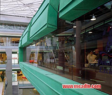 阿姆斯特丹的空中餐厅