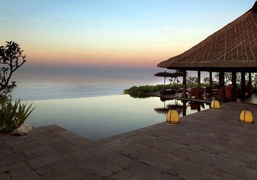 宝格丽度假村 巴厘岛悬崖上的奢华