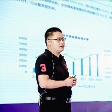 艾拉物联CEO 刘渝龙