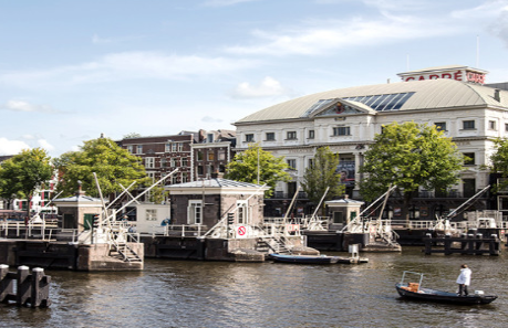 迈点译讯 | 荷兰将桥上警卫室改为酒店客房 预计2021年完工