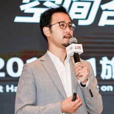 迈点网副总裁 丁晓宇