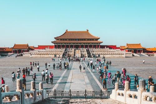 """故宫博物院与腾讯""""握手""""  599岁紫禁城将引入5G"""