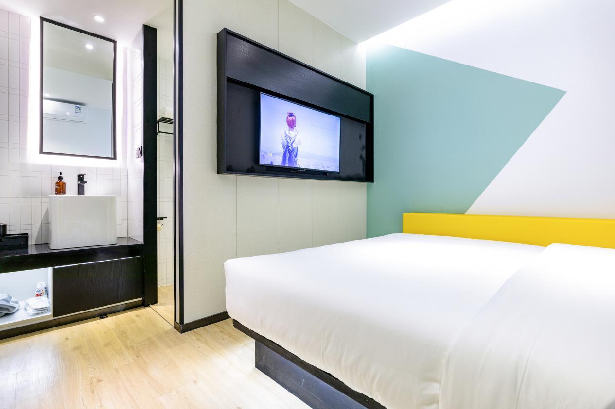 『草海酒店代订』易佰酒店极具价格优势,助力加盟商盈利快人一步