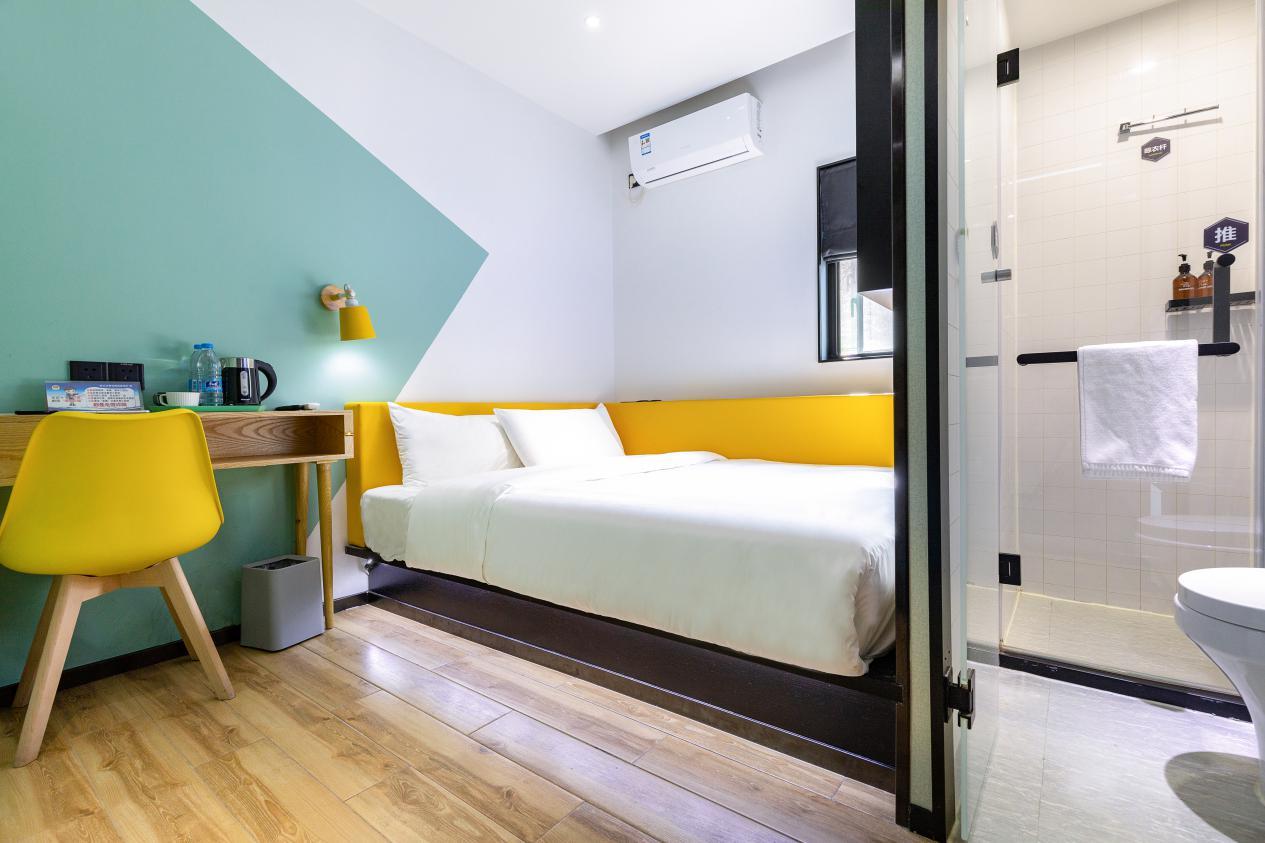 『遵义酒店优惠』易佰酒店优势明显,为单体酒店提供全套加盟服务
