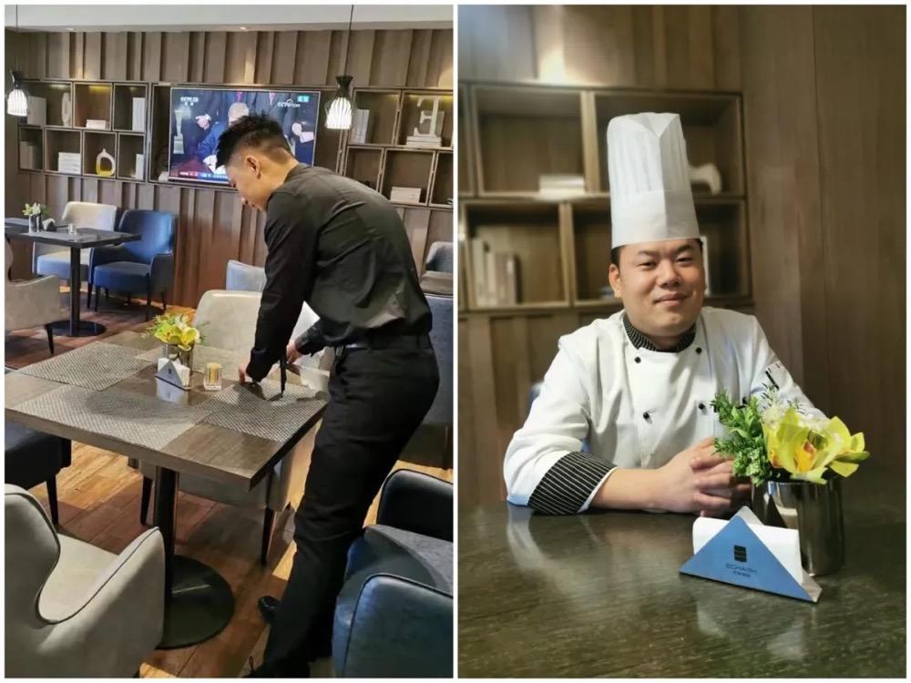 宜尚酒店明星早餐 用一碗面呈递东方生活文化
