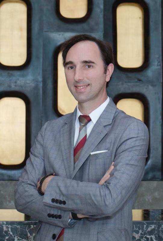上海凯宾斯基大酒店任命许麦斯先生为驻店经理
