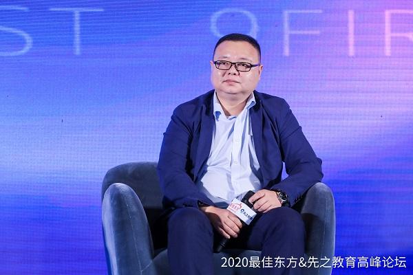 君澜酒店集团营销信息中心总经理葛玉俊.JPG