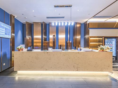潮漫酒店·三门峡市政府店开业!市中心新增一处品质感理想空间!_迈点网